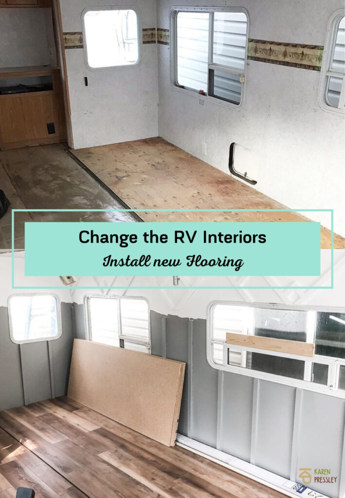remodel nautical ideas for rv