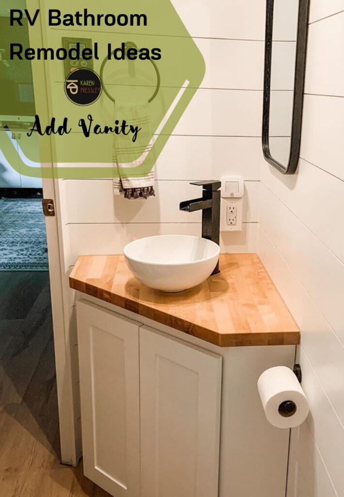 rv bathroom remodel ideas
