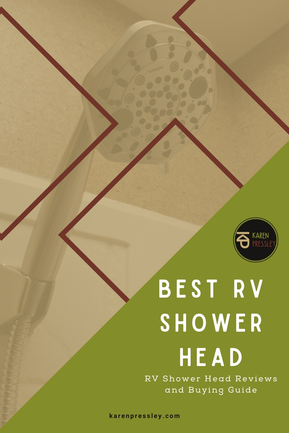 Best RV Shower Head (RV Shower Head Reviews and Buying Guide)