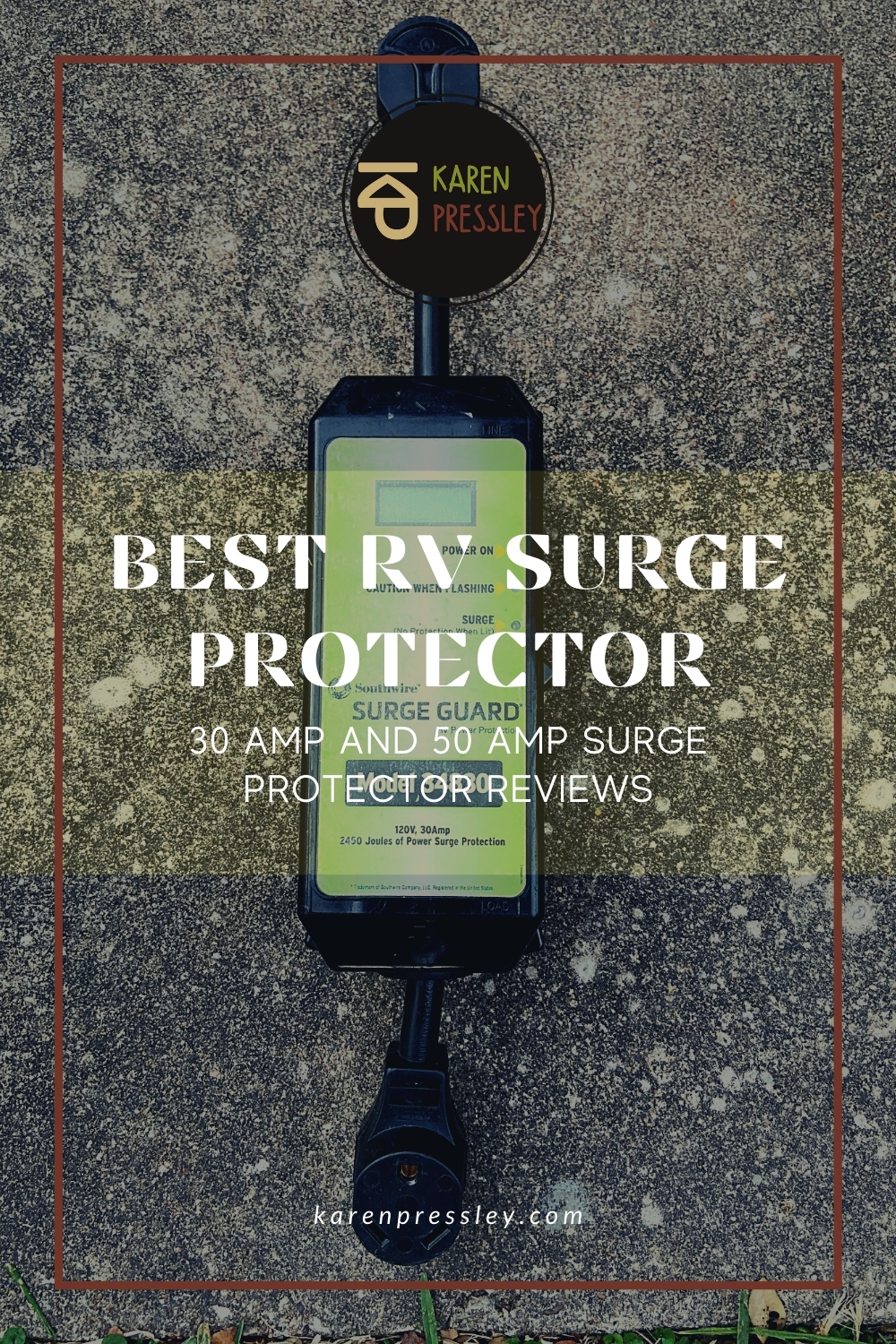 Best RV Surge Protector (30 amp and 50 amp Surge Protector Reviews)