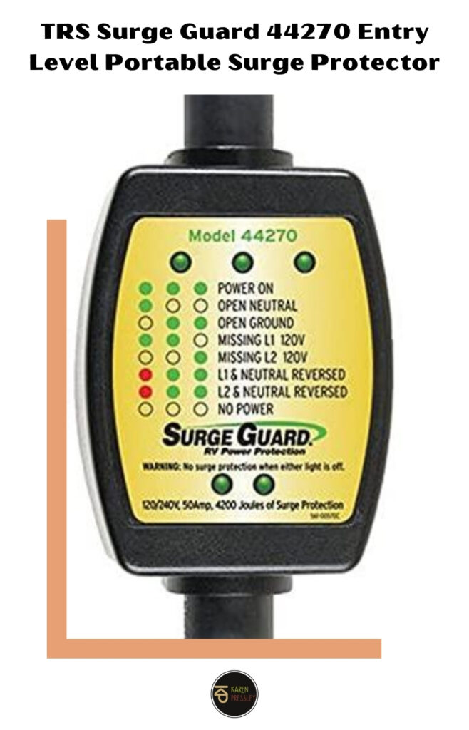 what is the best rv surge protector