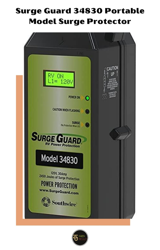 best 50 amp rv surge protector