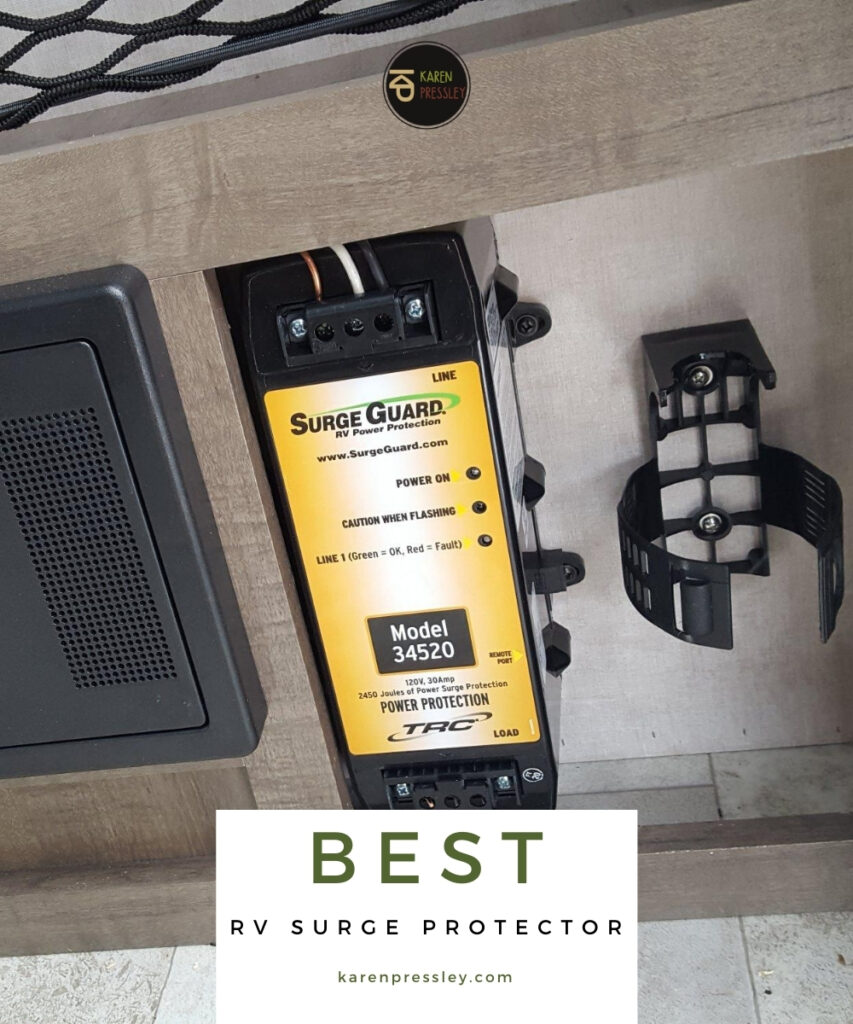best rv surge protector 30 amp