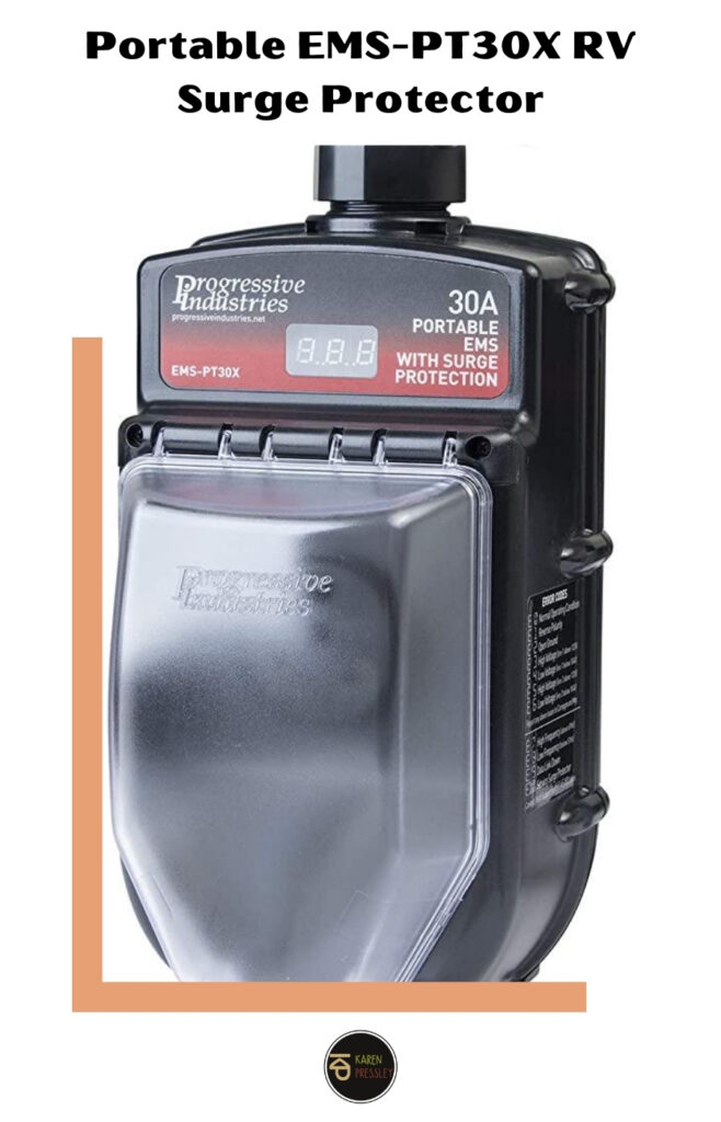 best 30 amp rv surge protector