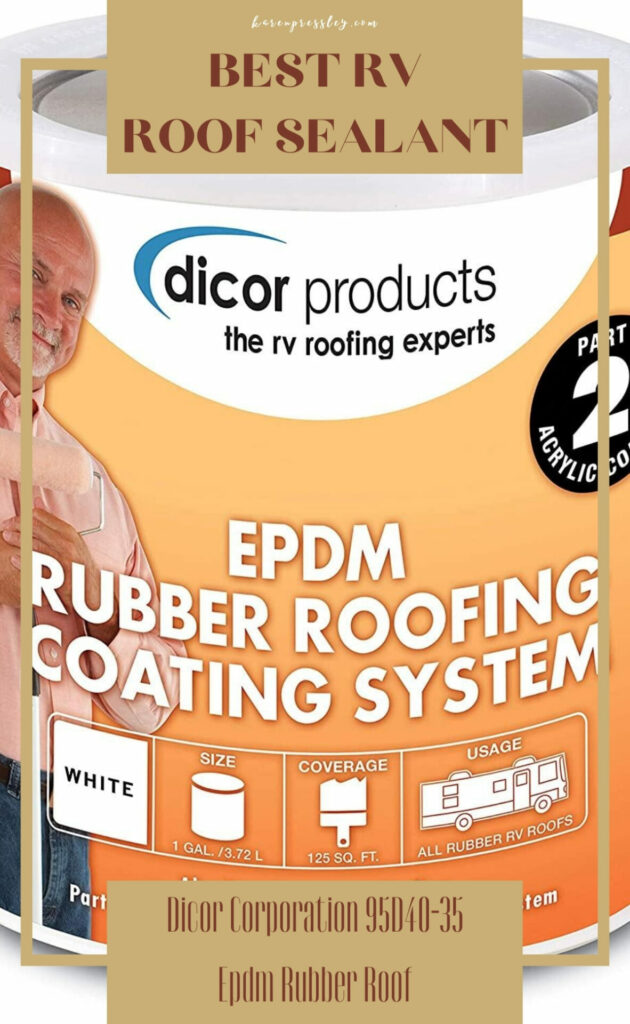 best rv rubber roof sealant