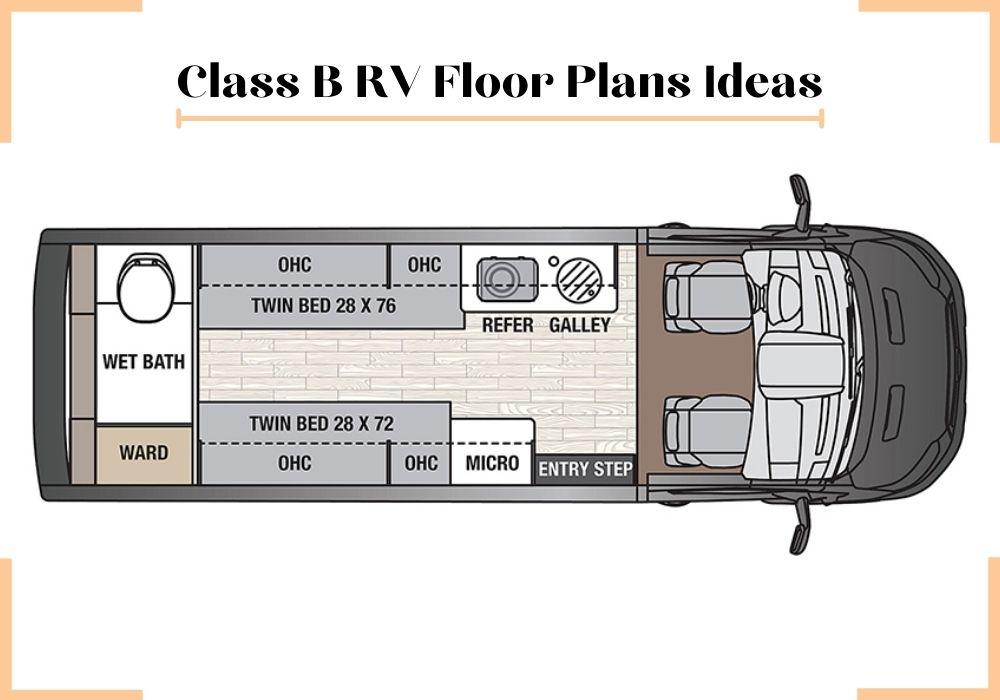 rialta rv floor plans