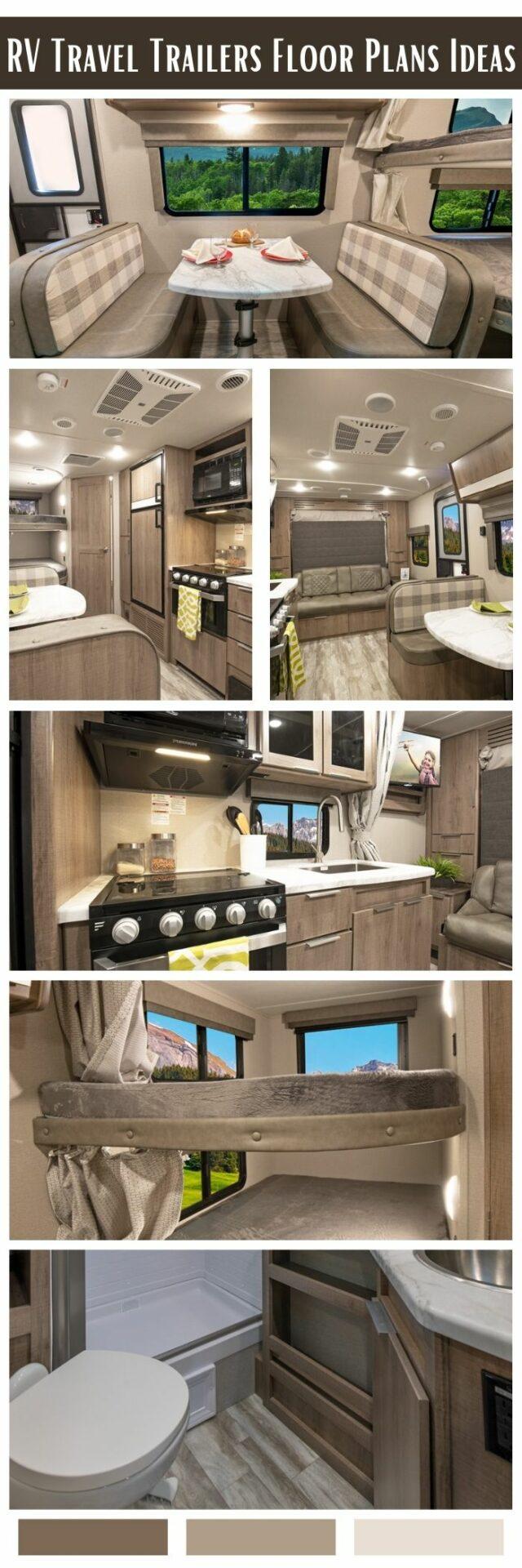 bunkhouse rv floor plans