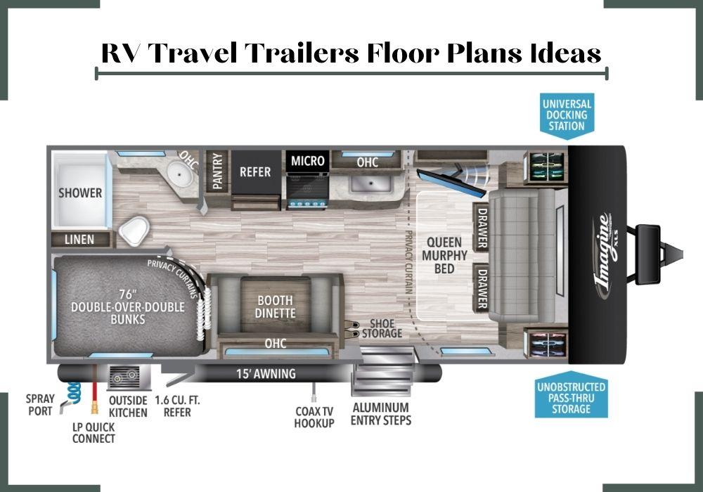 coachmen rv floor plans