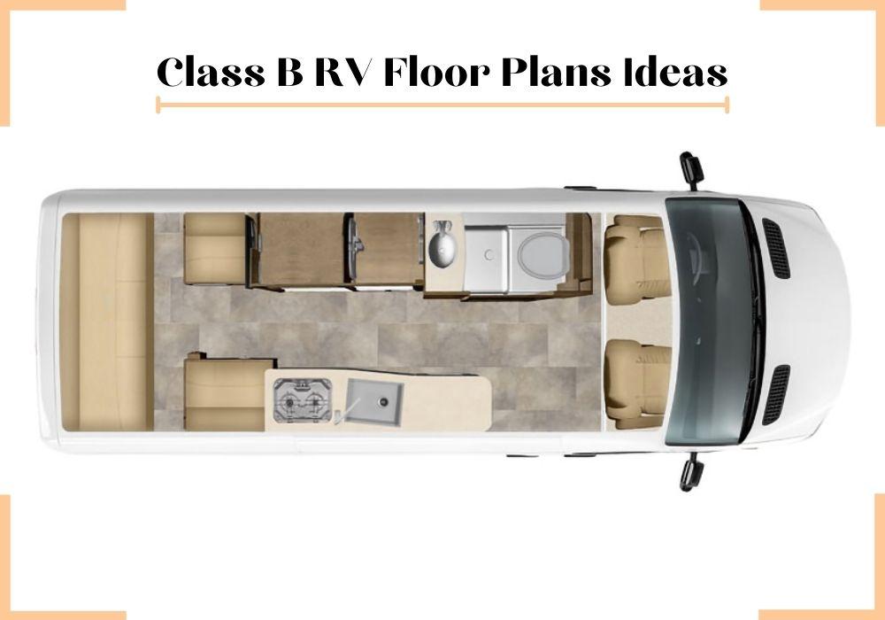 sprinter rv floor plans