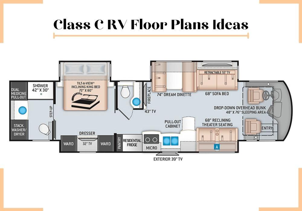 wildwood rv floor plans
