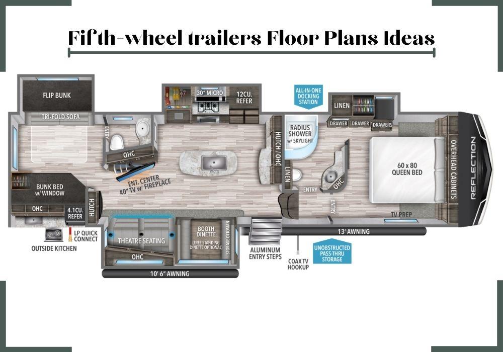 heartland rv floor plans