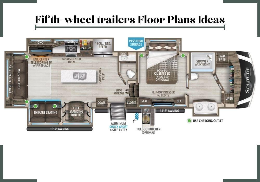 cougar rv floor plans