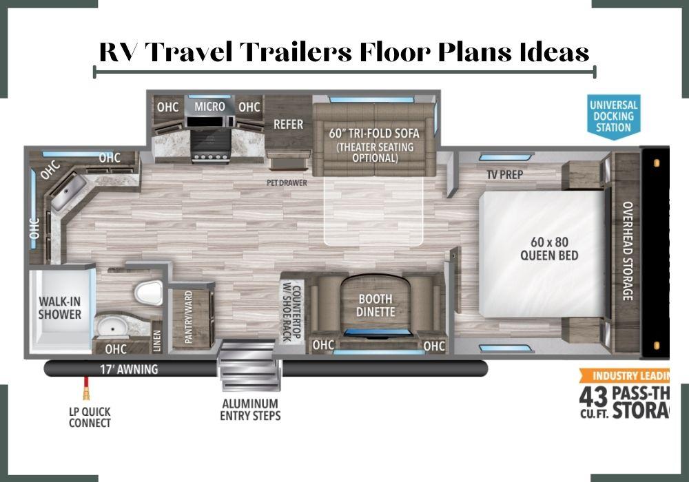 sunnybrook rv floor plans
