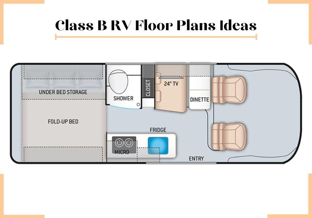 jayco rv floor plans