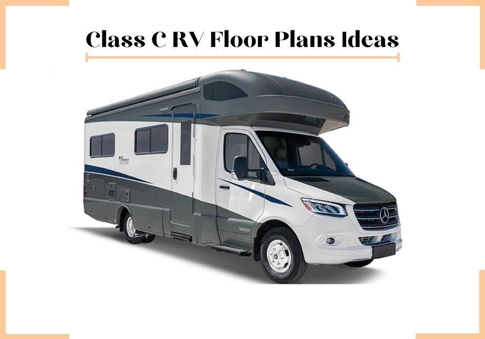 thor rv floor plans
