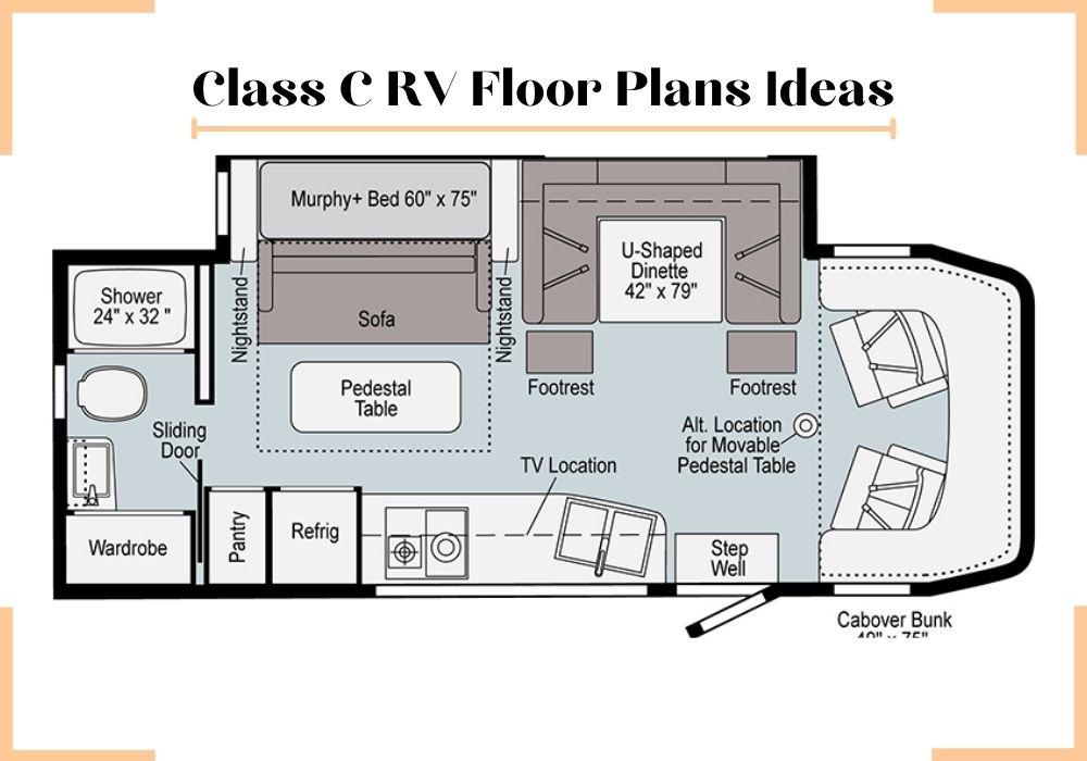 montana rv floor plans
