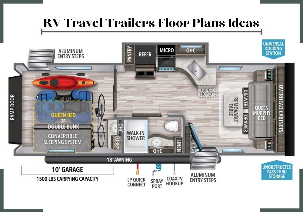 open range rv floor plans