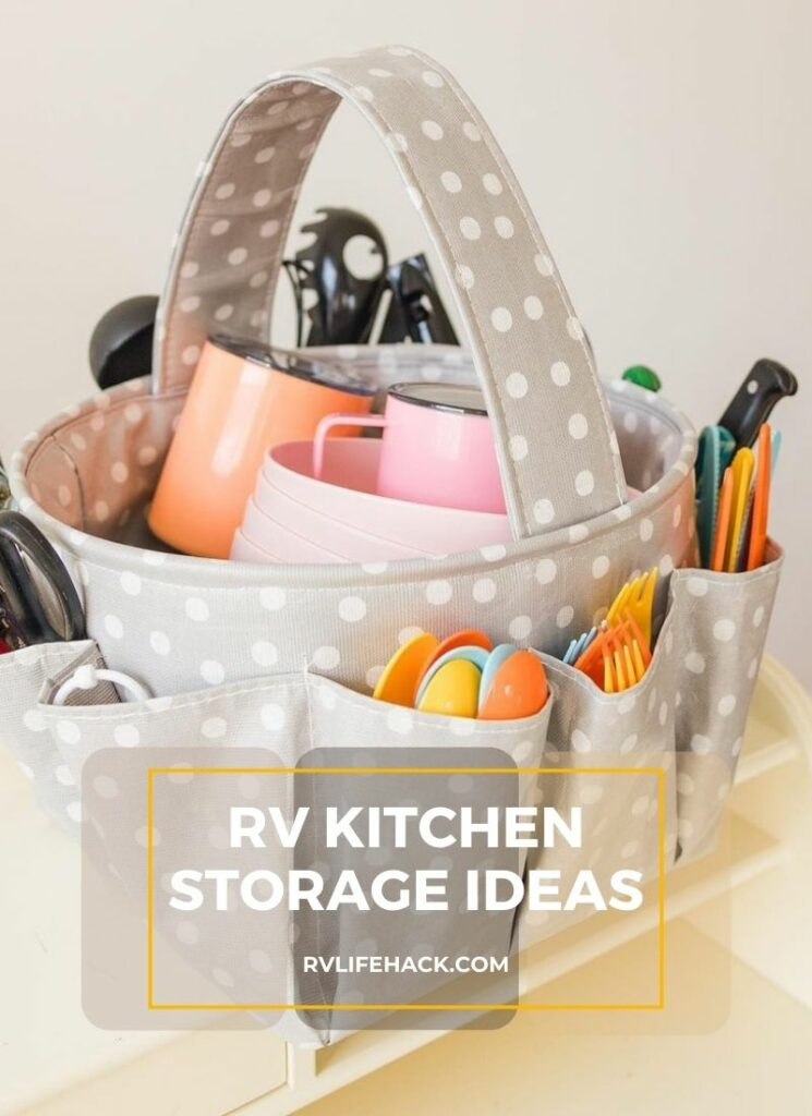 rv camping storage ideas