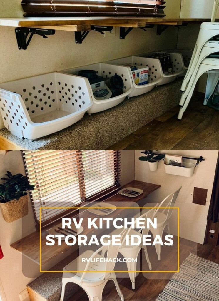 rv ideas storage