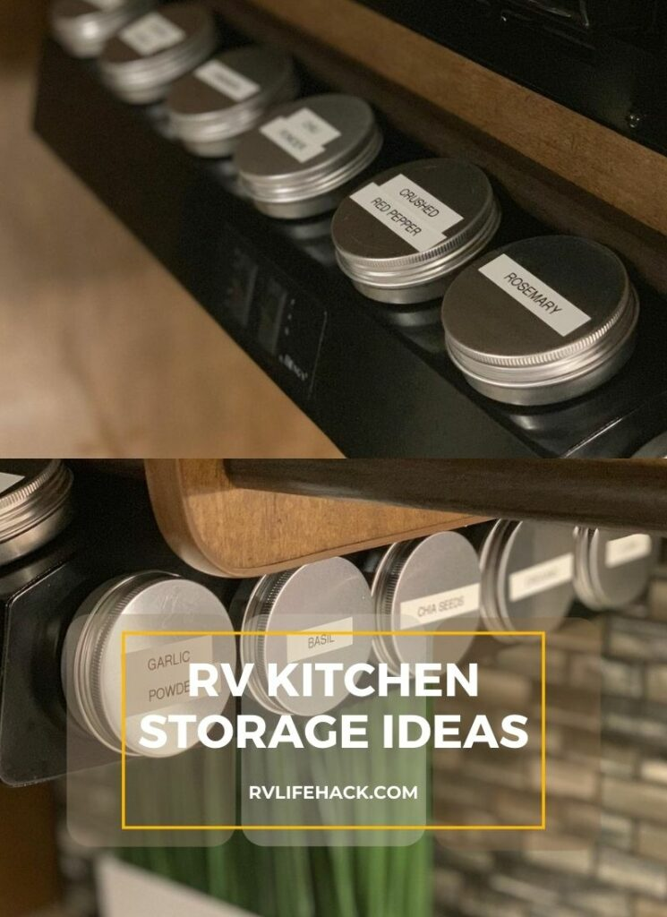 shoe storage ideas for rv