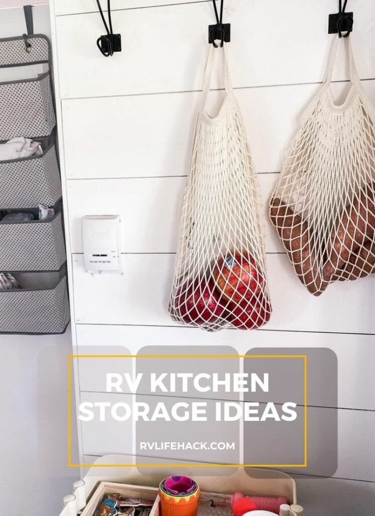 rv outside storage ideas