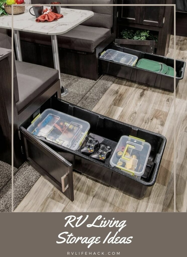 diy rv storage ideas