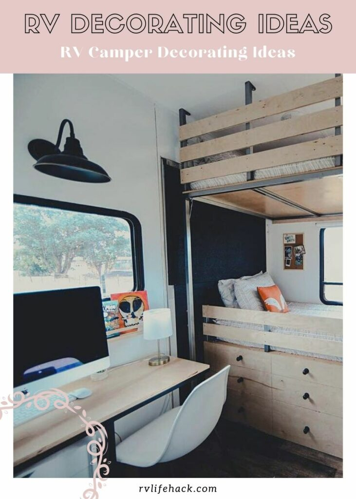 rustic rv decorating ideas