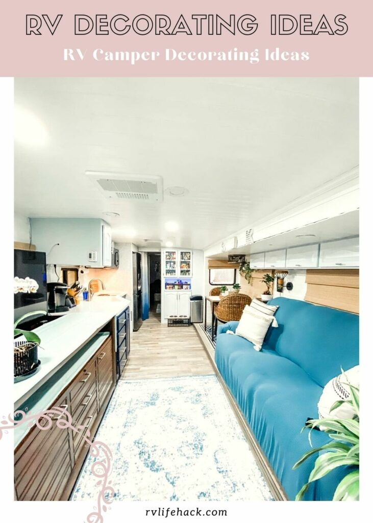 easy diy older rv decorating ideas