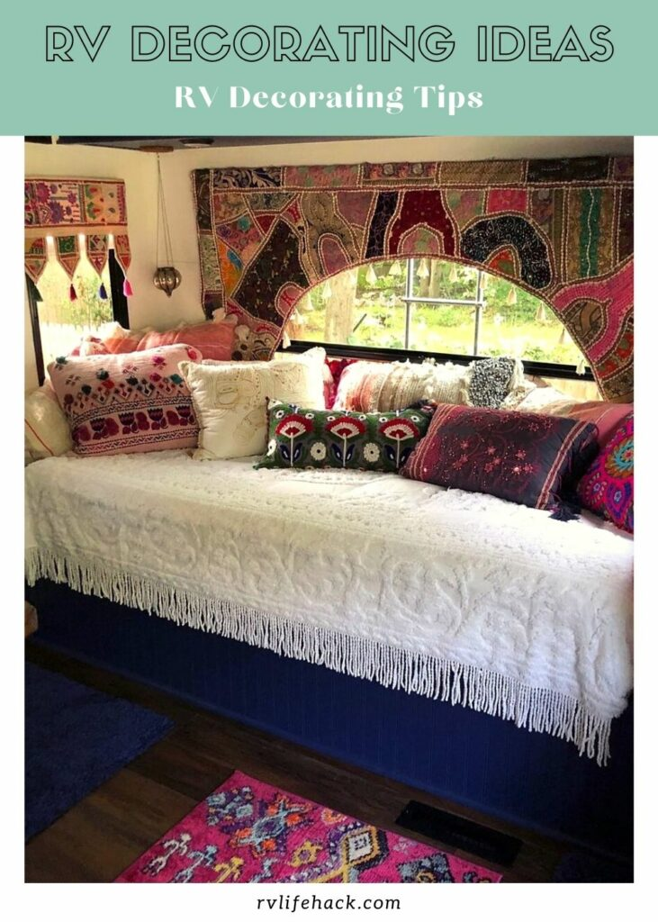 rv decorating outside ideas