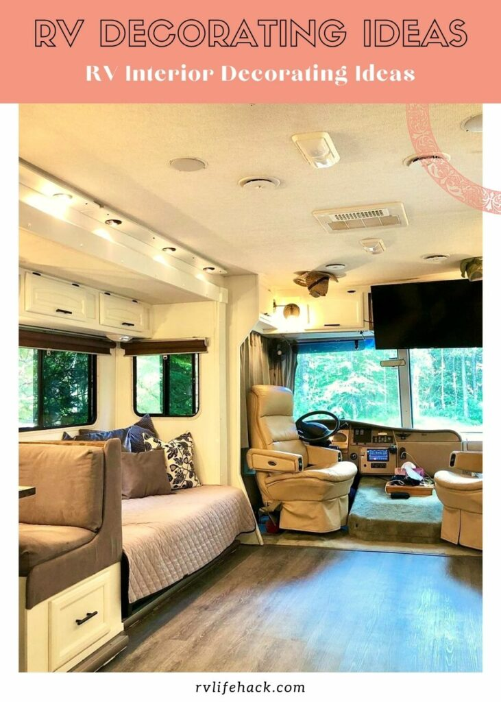 rv bathroom decorating ideas