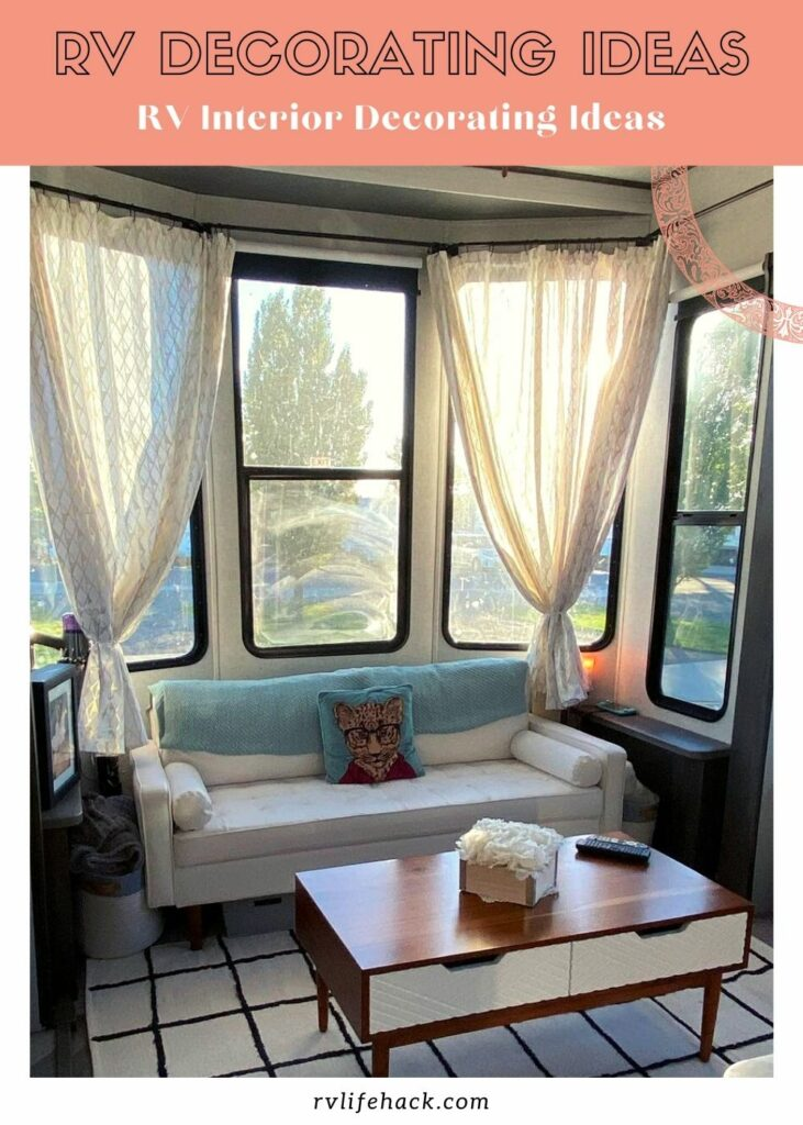 class c rv decorating ideas