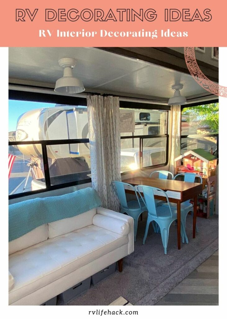 rv xname decorating ideas