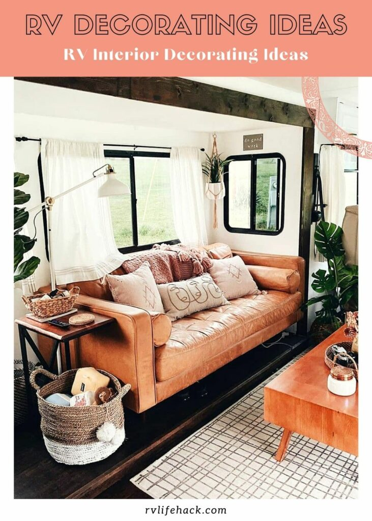 decorating ideas for rv