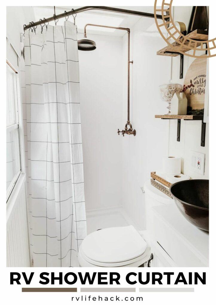 rv shower curtain hooks