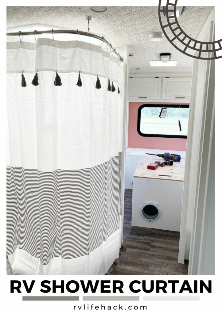 rv shower curtain rings