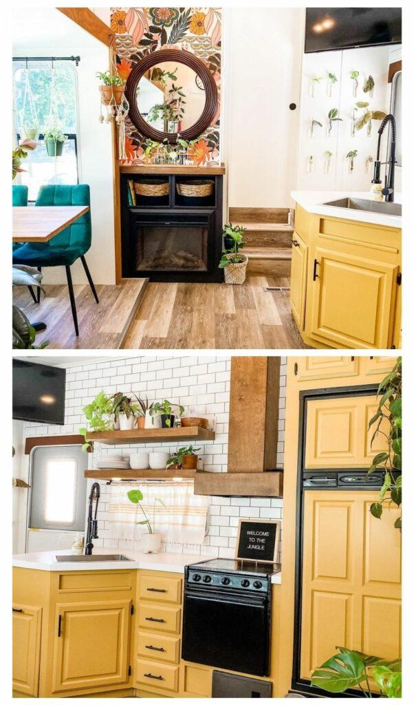 rv renovation floorplan ideas smart