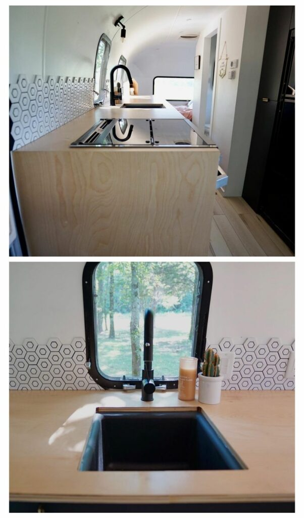 rv shower renovation