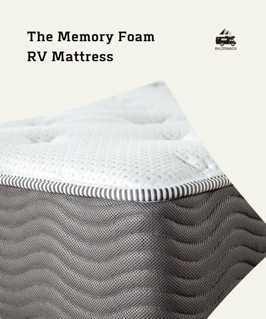 best rv queen mattress