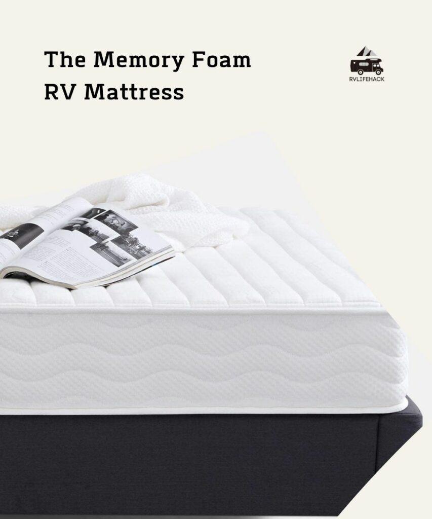 best rv mattress for back pain