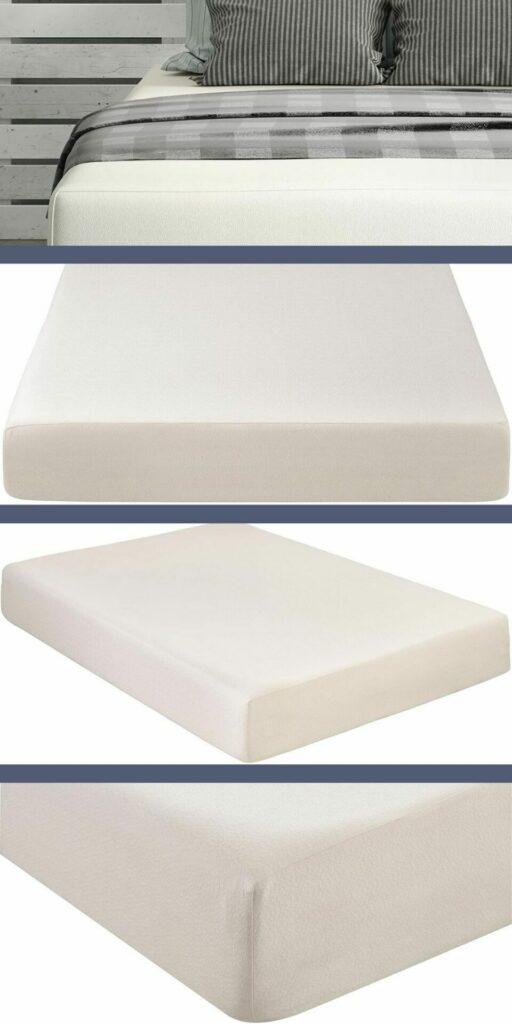 best memory foam cool gel mattress for rv short queen