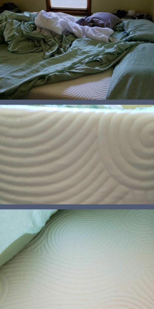 best rv memory foam mattress topper