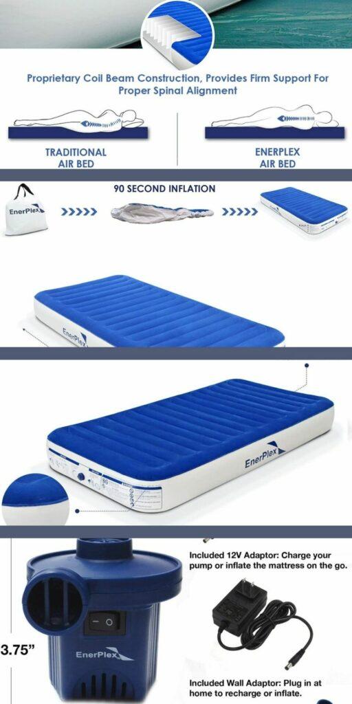 best rv bed mattress