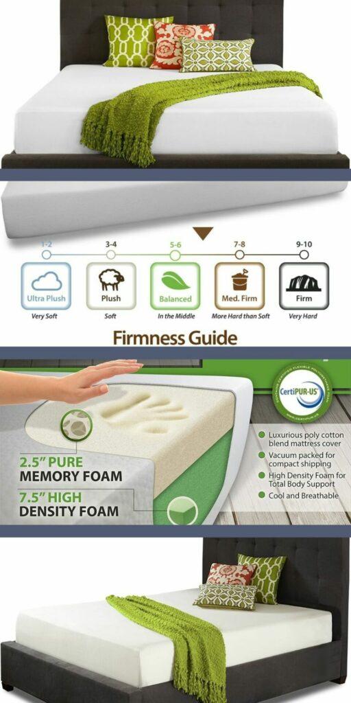 best mattress for an rv