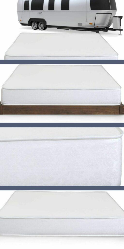 best rv memory foam mattress