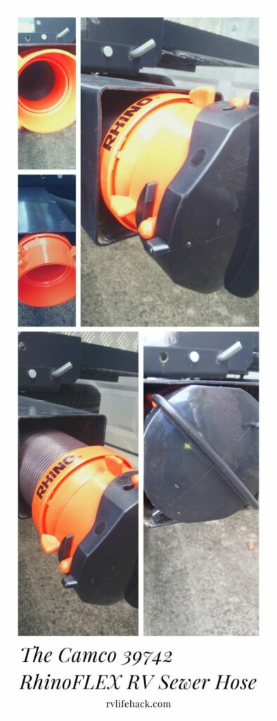 best rv sewer hose system