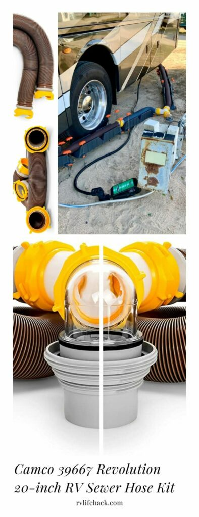 best collapsible rv sewer hose