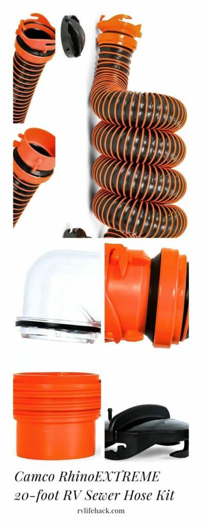 best brand of rv sewer hose
