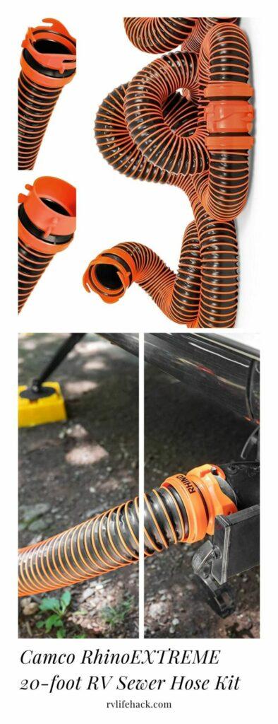 best rv sewer hose elbow