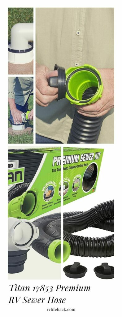 best sewer hose adapters rv living