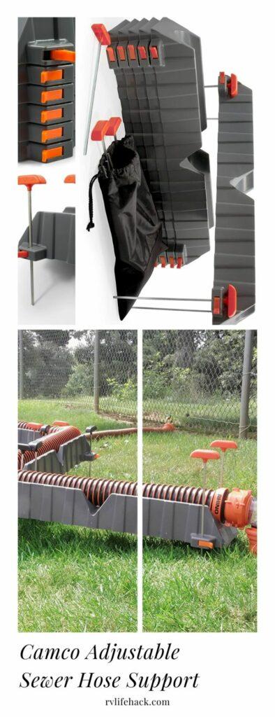 best way to repair rv sewer hose